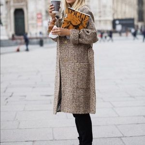 Bella Potemkina Wool-Blend Coat